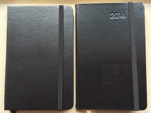 Moleskine vs. Empik