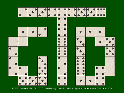 GTD Dominoes 1