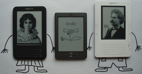 Kindle 4 Unboxing 3