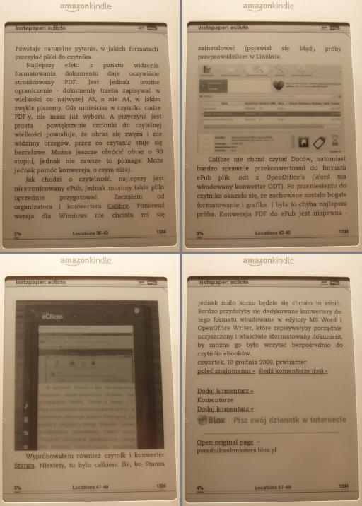 Kindle Mobi 2