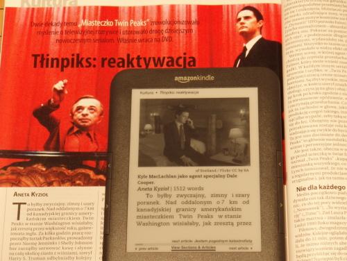 Kindle Polityka 3