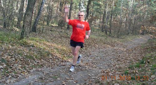 Ciepły listopad 2010