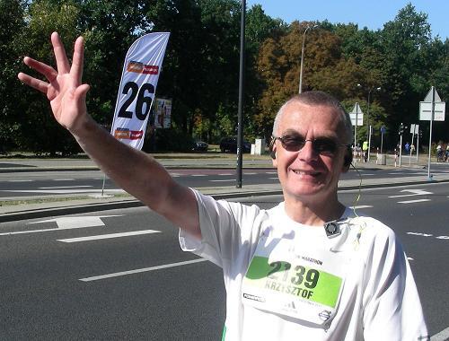 33. Maraton Warszawski 2011