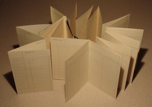Moleskine Project Diary 1