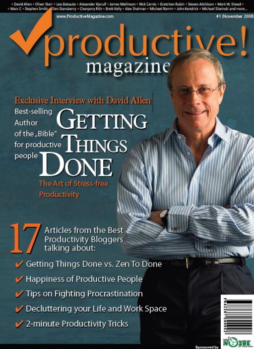 Productive Magazine 1