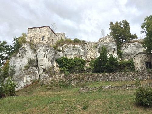 Ruiny Zamku w Morsku